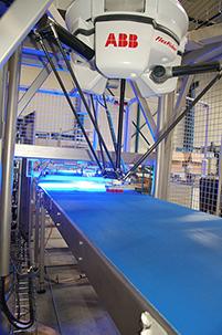 Robotique industrielle agroalimentaire