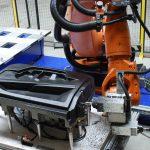 Usinage composite robotisé - GEBE2