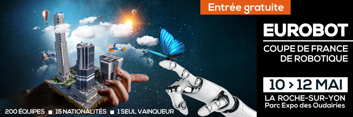 Coupe de France de Robotique