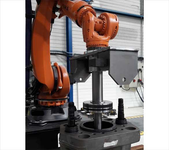 intégrateur de solutions d'assemblage - Assemblage-pistons-application-GEBE2
