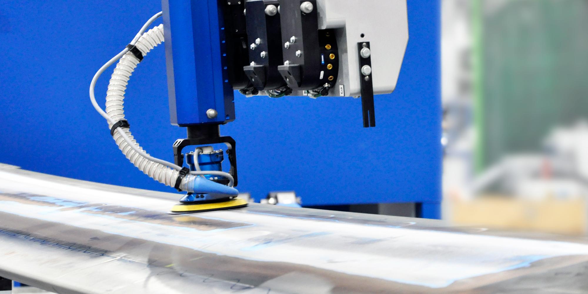 Robotic sanding & collaborative sanding - GEBE2